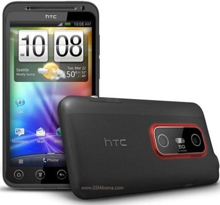 Ремонт смартфона HTC Evo 3D