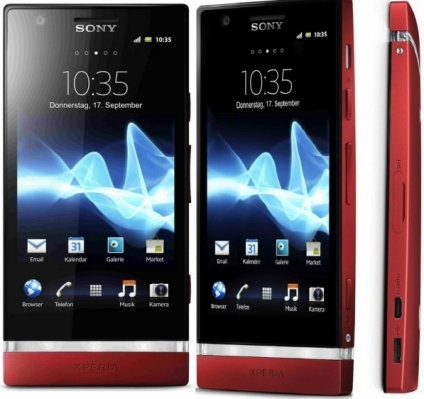 Обзор смартфона Sony Xperia P: достойный андроид