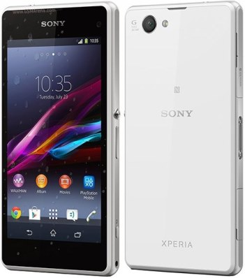 Xperia Z1 Compact D5503